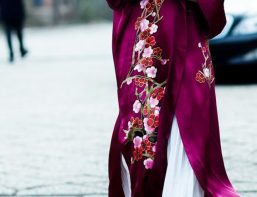 idei cu un kimono