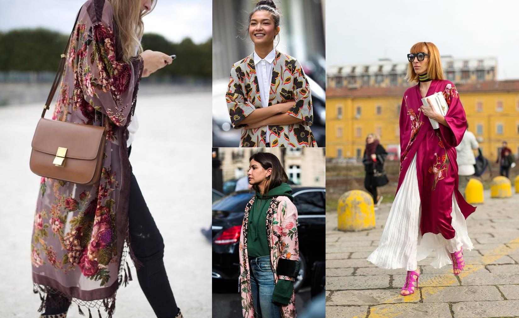 idei purtat kimonoul