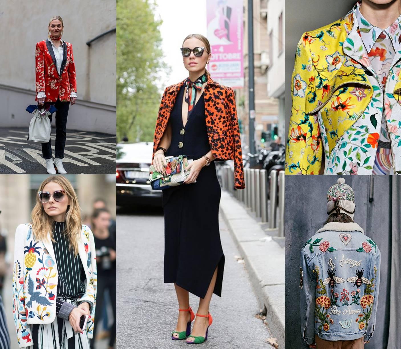 jachete cu imprimeu