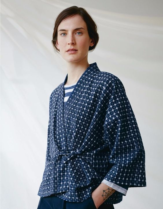 kimono scurt