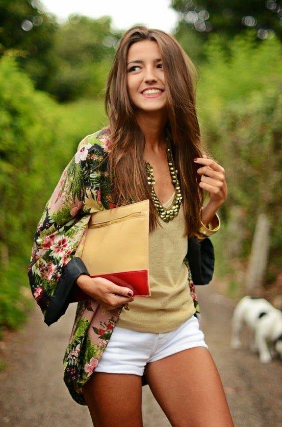 la ce asortez un kimono