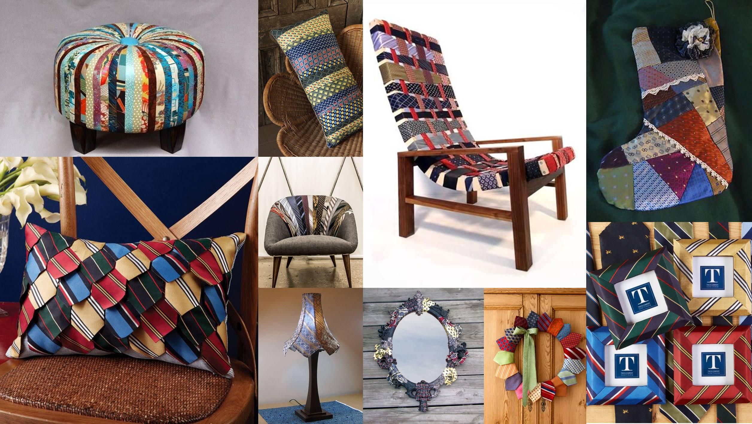 obiecte din cravata