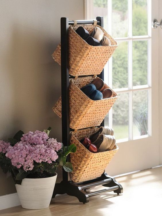 shoes storage solutions