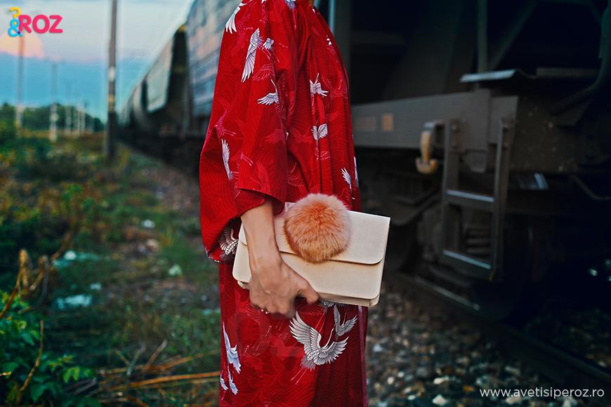 kimono si clutch asos