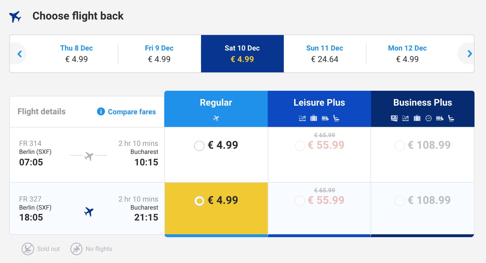 ryanair-oferta-5-euro