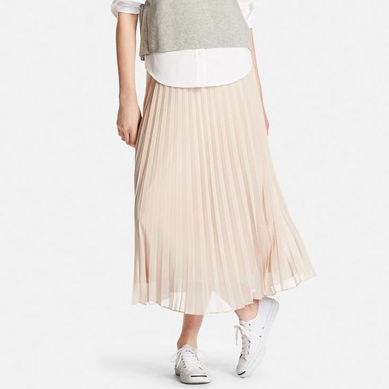uniqlo-skirt