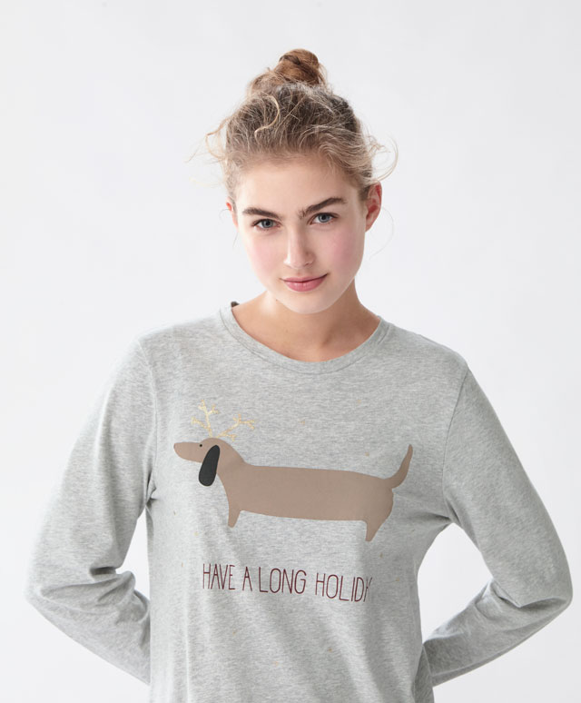 bluza-cu-caine-oysho