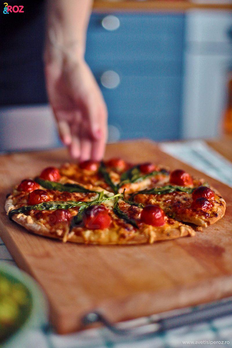 pizza congelata imbunatatita