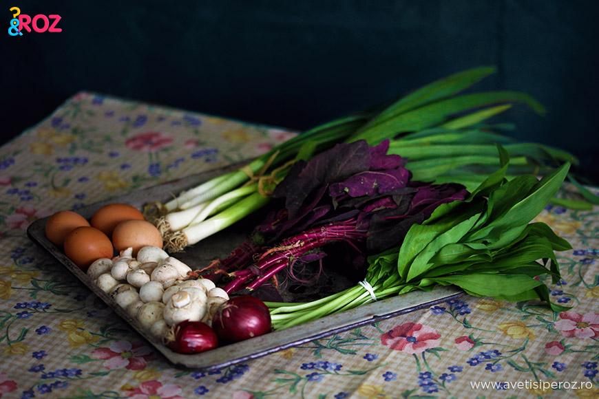 reteta drob vegetal