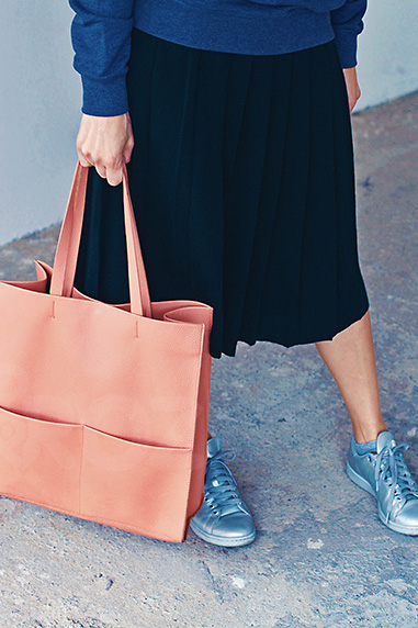 zara-tote-and-raf-simons-sneakers