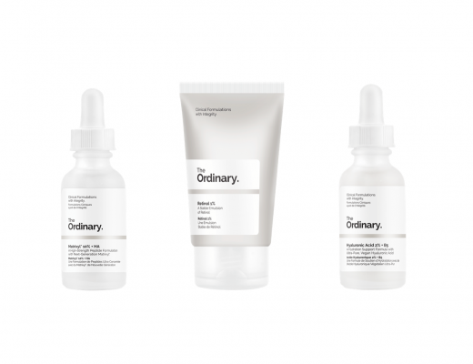 ce produse the ordinary am