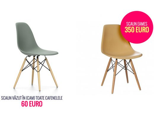 eames original vs fake