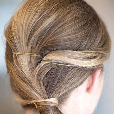 easy hairdo ideas