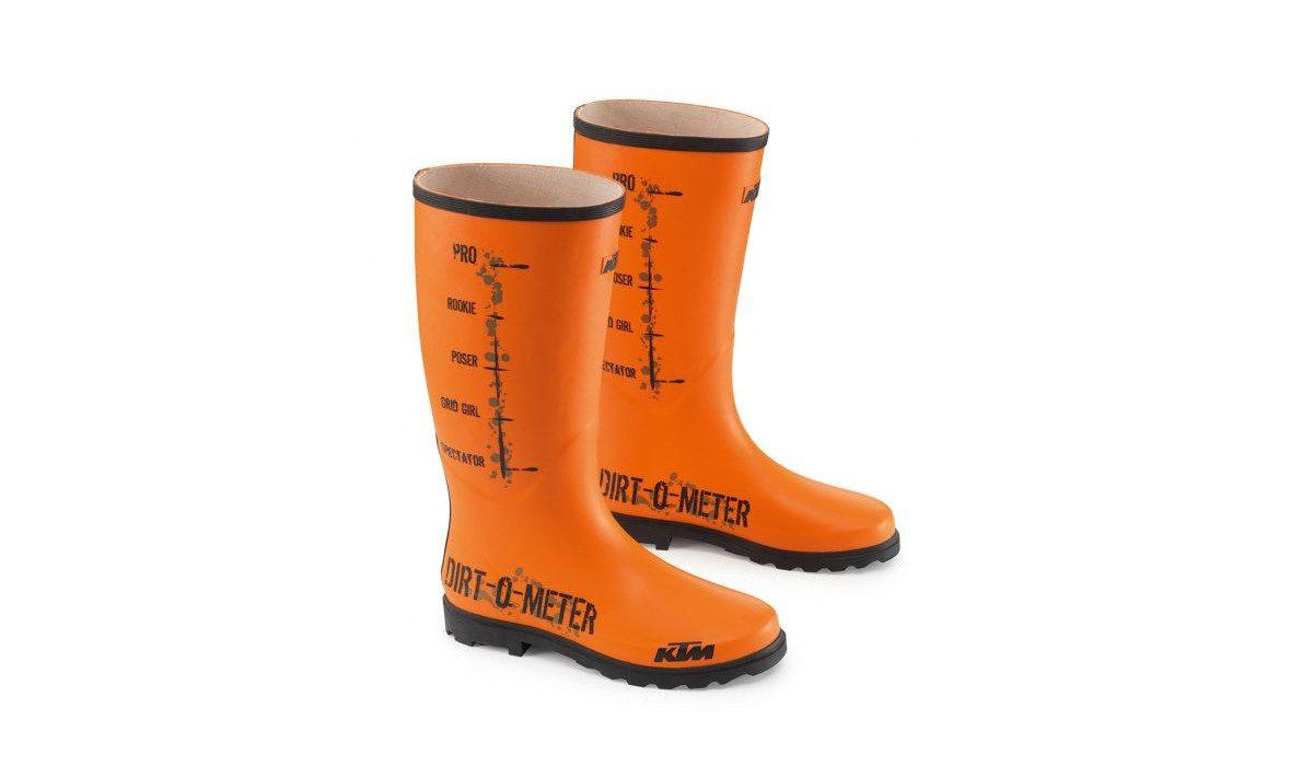 ktm dirt-o-meter-rubber boots