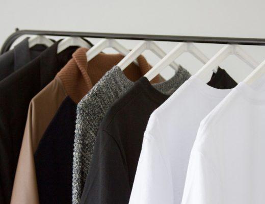 garderoba minimalista barbati