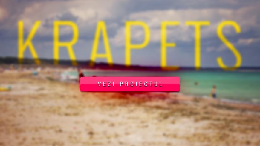 despre plaja krapets