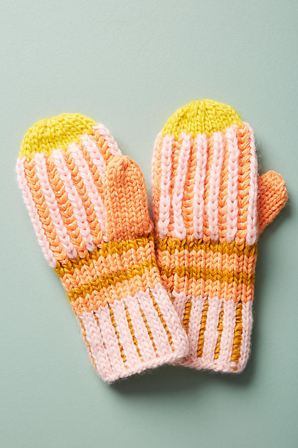 anthropologie mittens