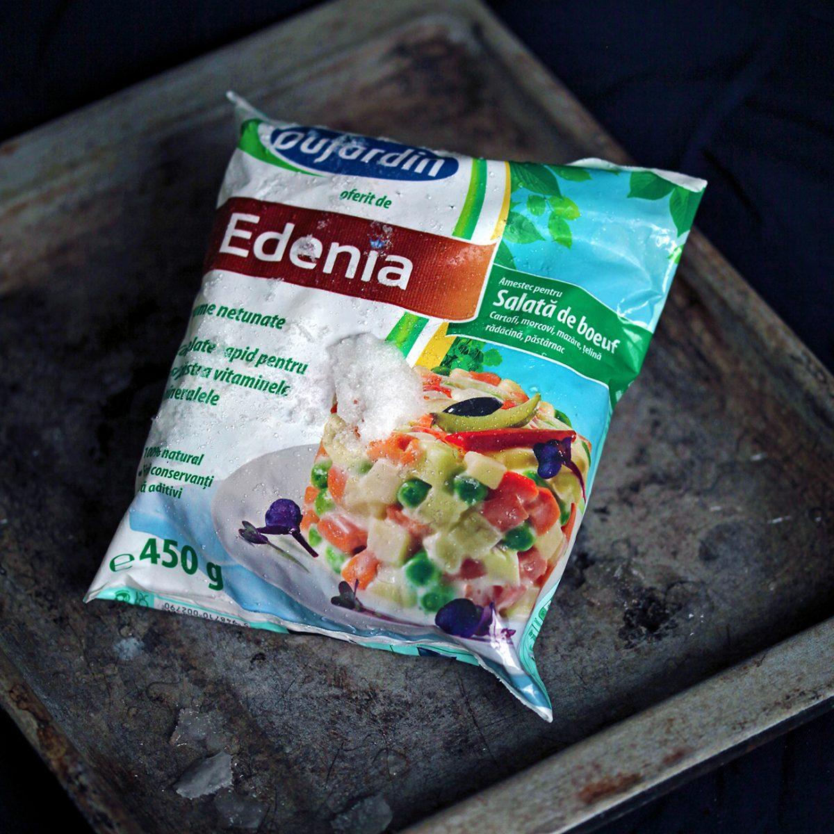legume congelate edenia