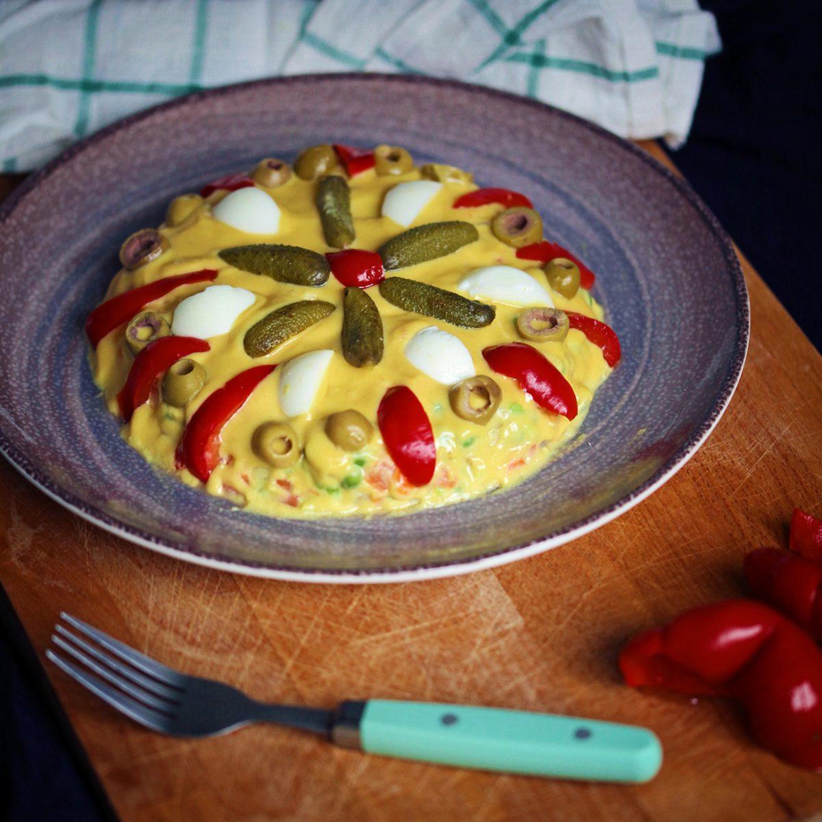 ornare salata de boeuf