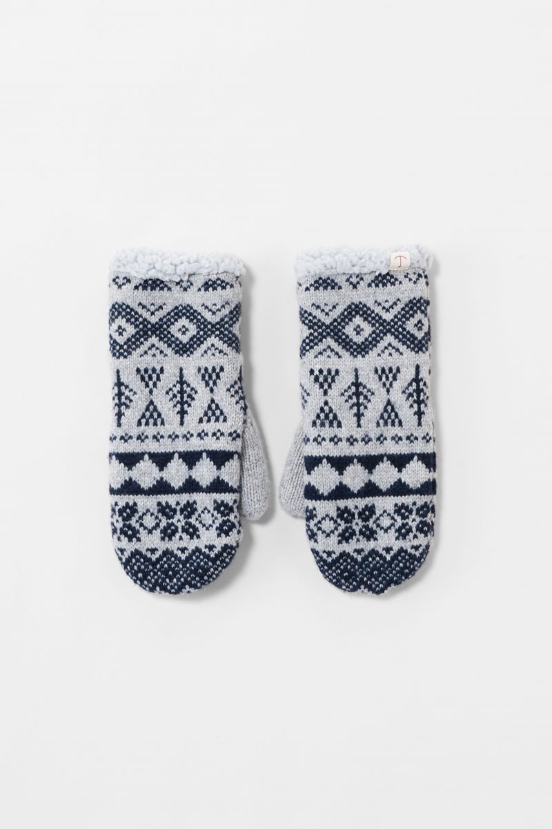 sea salt mittens