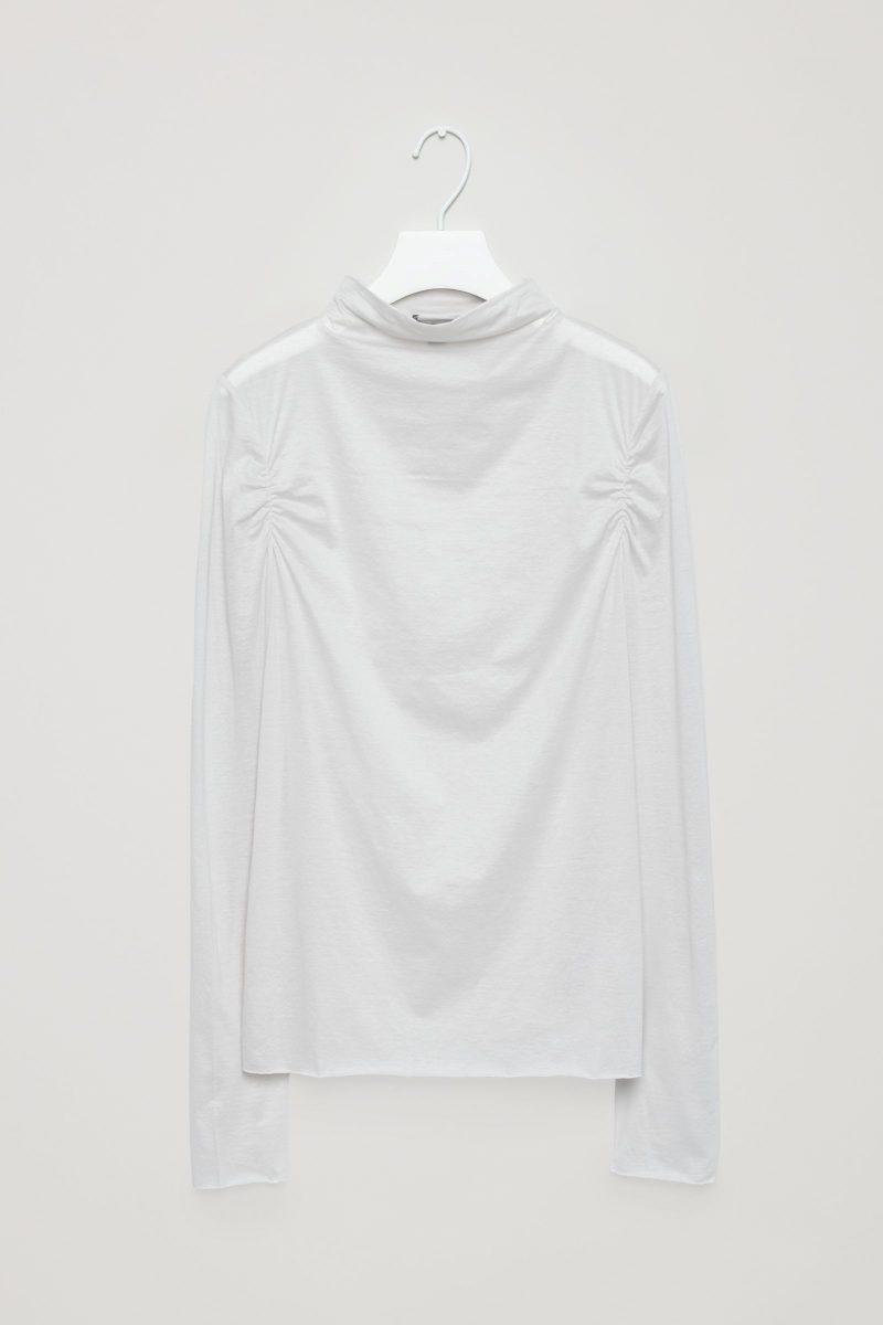 bluza cu maneca lunga cos