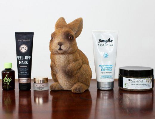 cosmetice netestate pe animale de la douglas