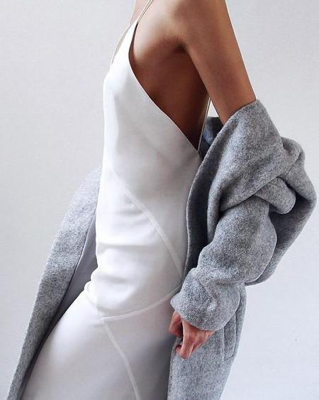 pulover si rochie