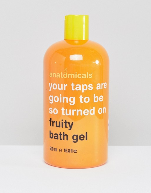 anatomicals bath gel