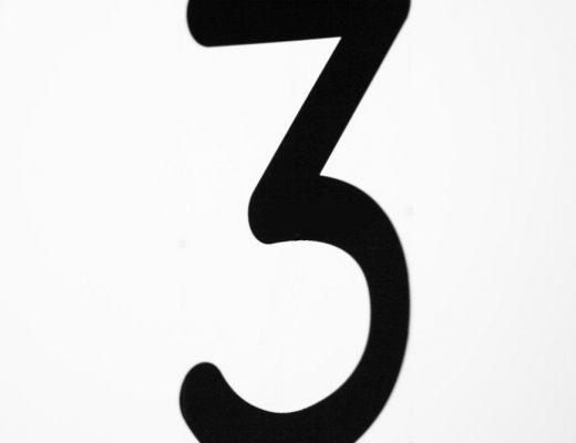 regula lui 3 de asortat tinute