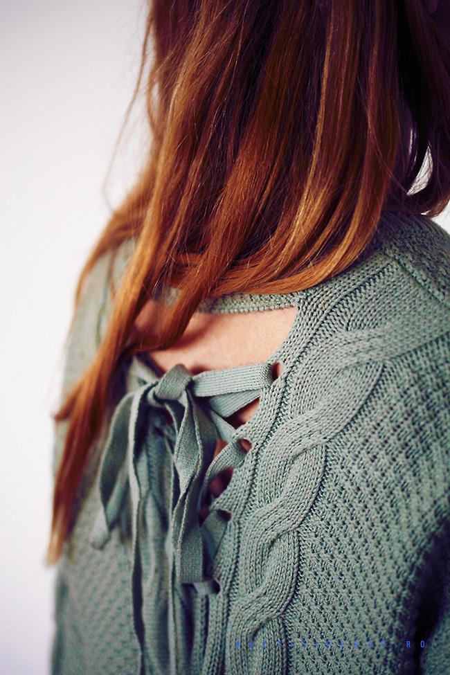 detaliu pulover forever 21