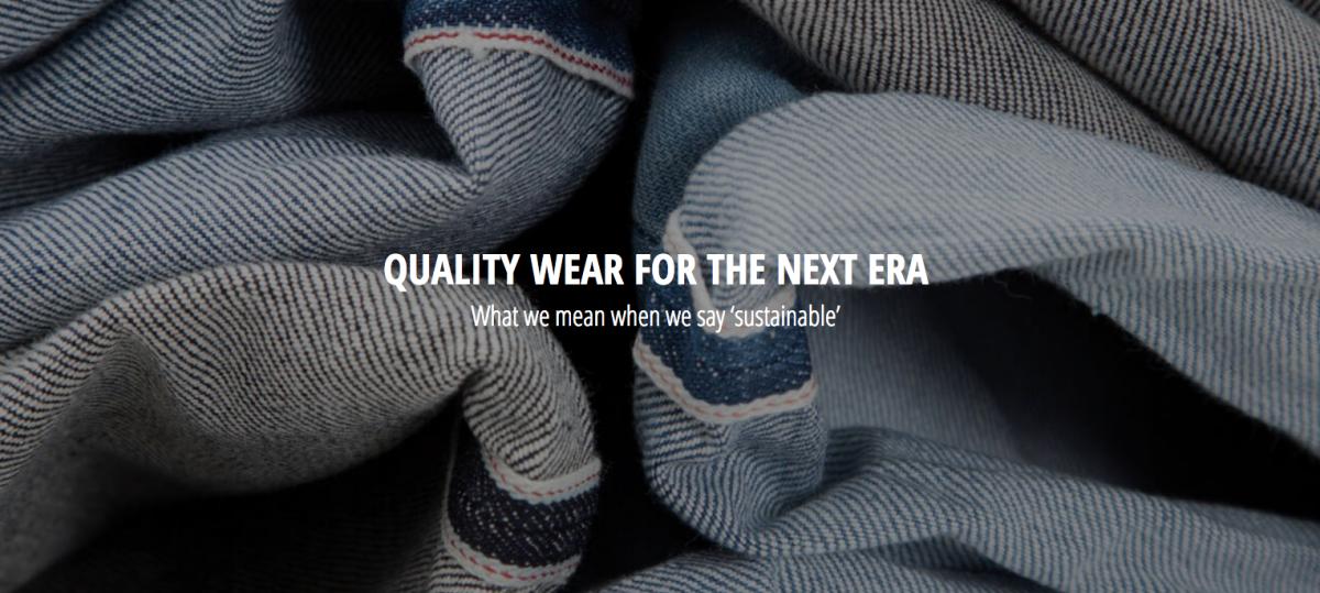 sustainable jeans koi