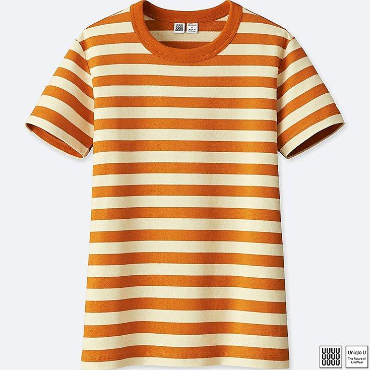 tricou cu dungi uniqlo u