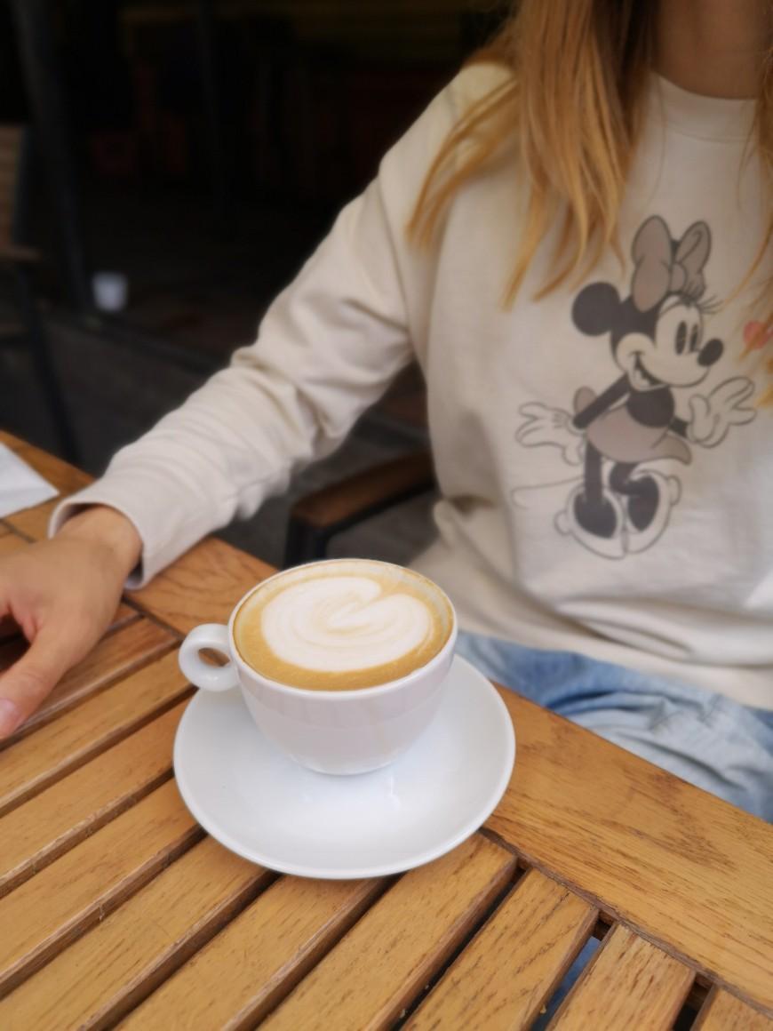 la cafea in vacanta
