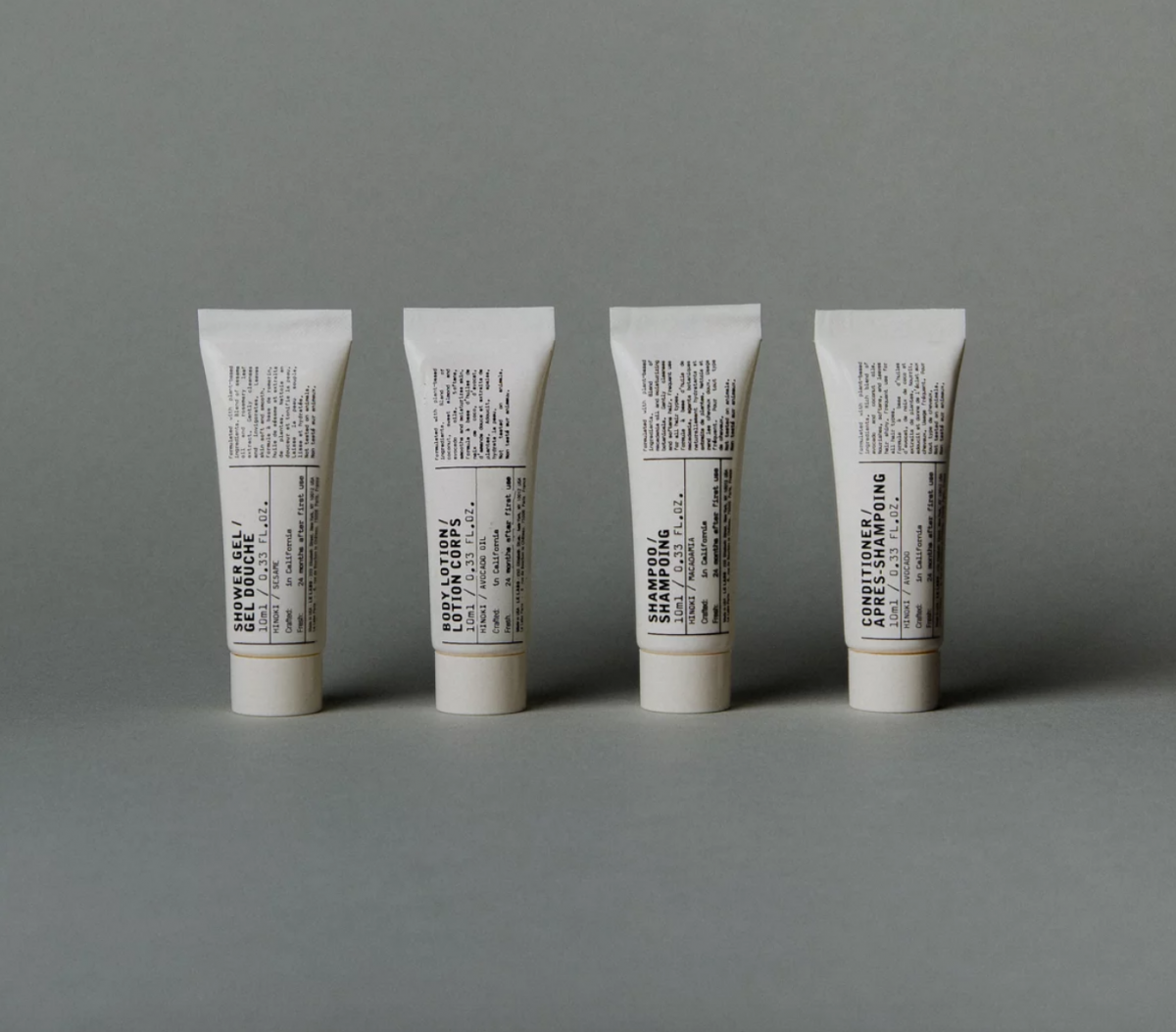 le labo travel kit
