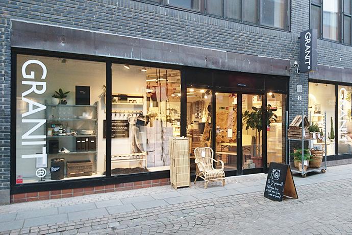 magazin granit