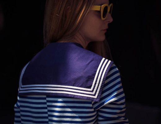 tinute cu aceeasi pereche de ochelari de soare