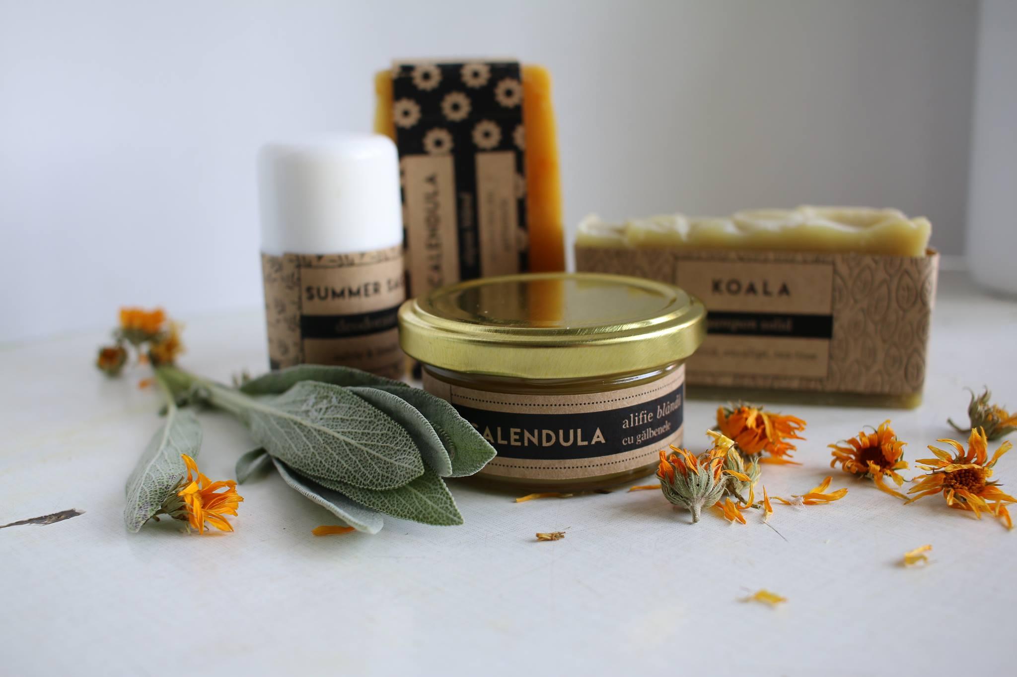 cosmetice naturale de la irina