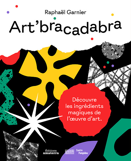 art'bracadabra boutique du centre pompidou