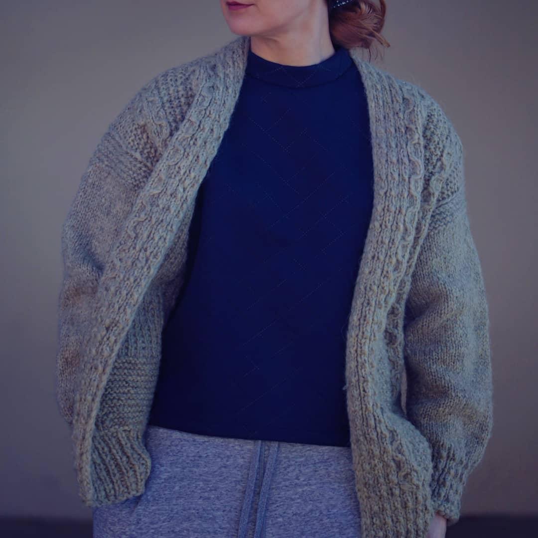 pulover handmade