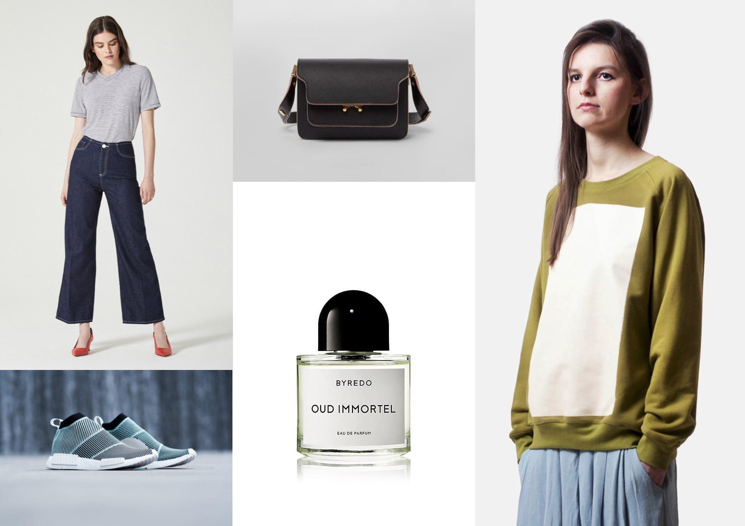 garderoba minimalista