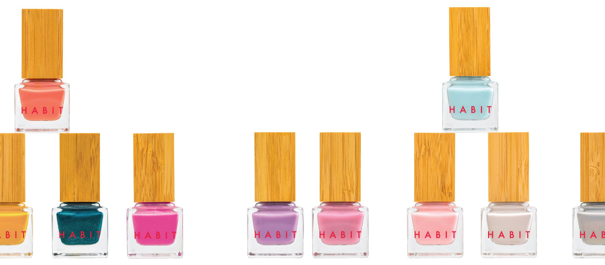 habit cosmetics nail polish