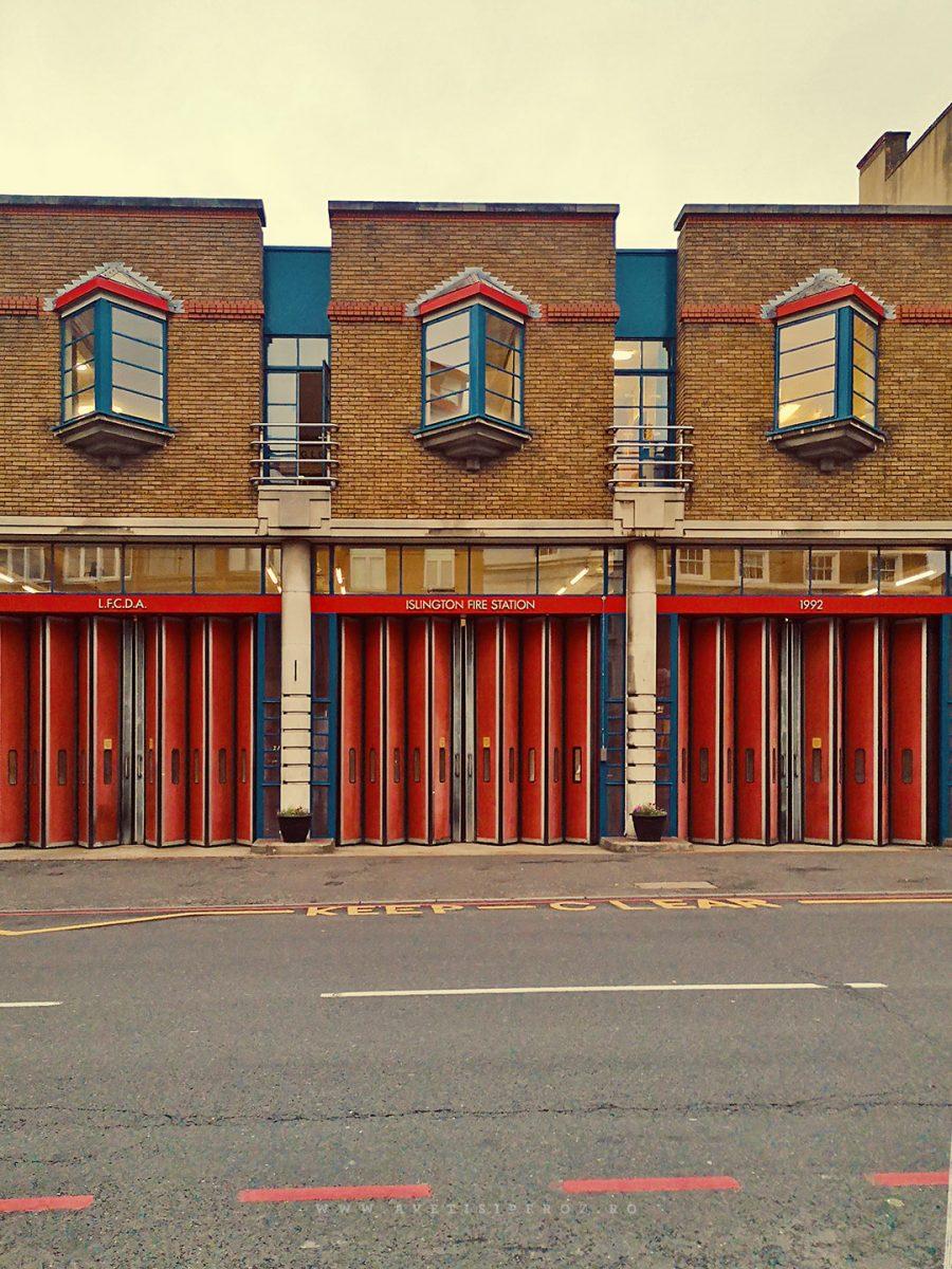 fire station london