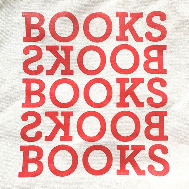 books tote