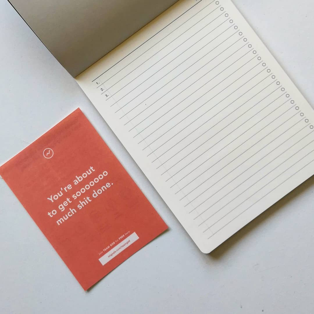 funny notebook