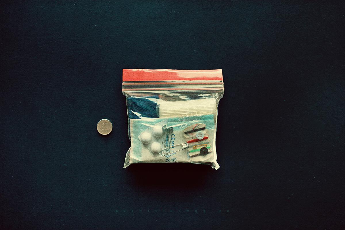 trusa medicala pentru geanta
