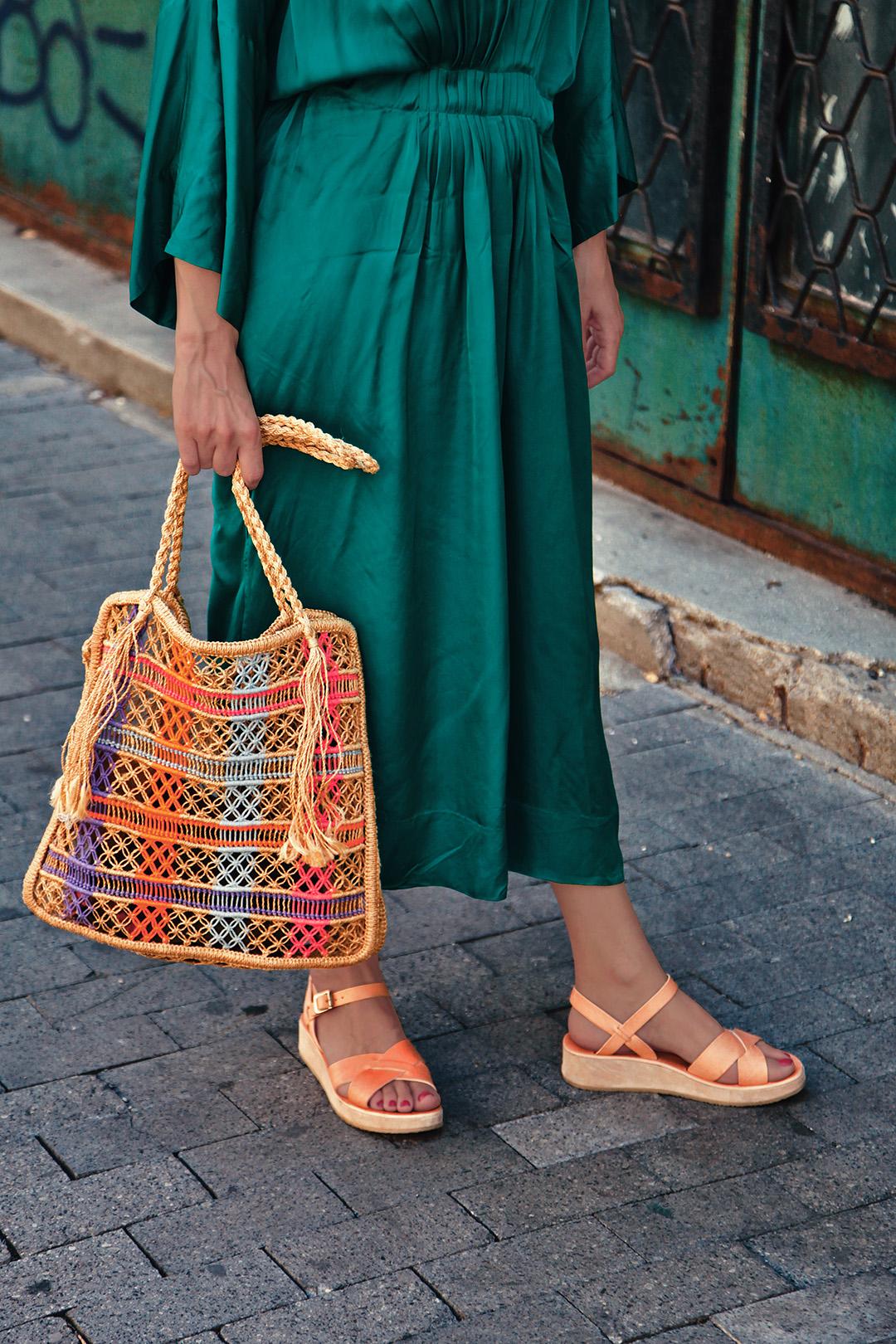 sandale apc rochie inwear geanta de rafie