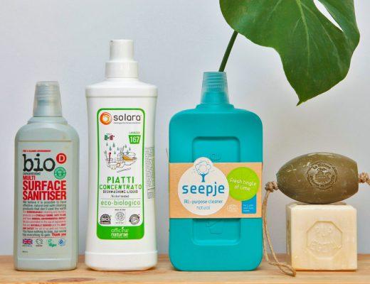 produse eco pentru curatenie