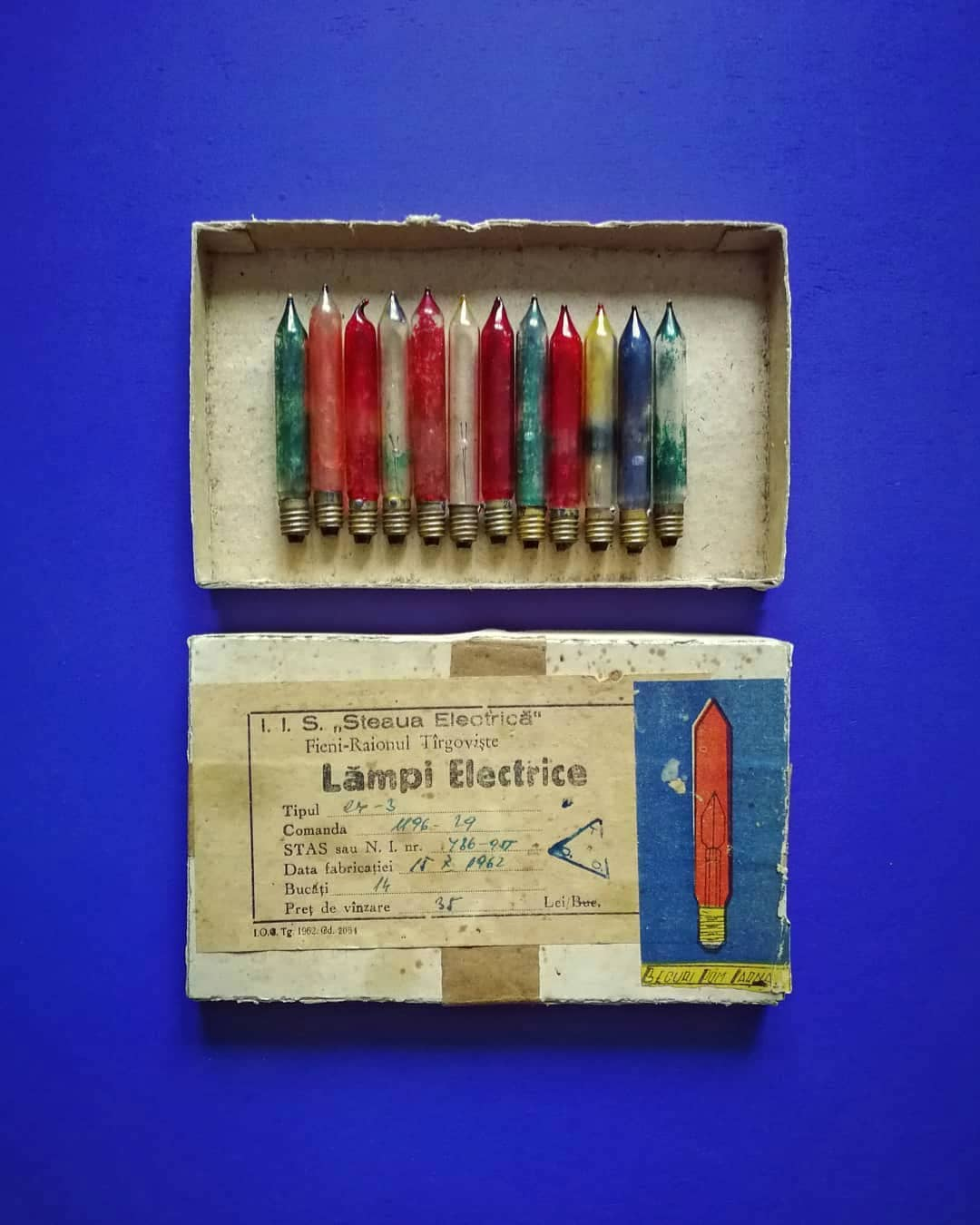 lampi electrice retro
