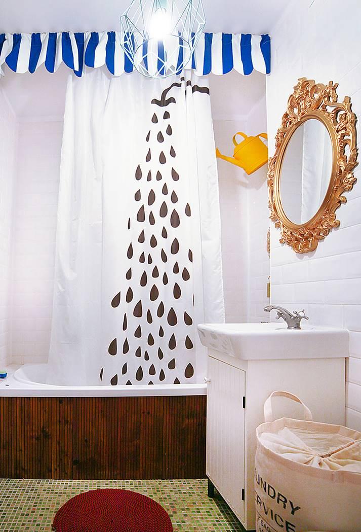 idei ieftine amenajare baie