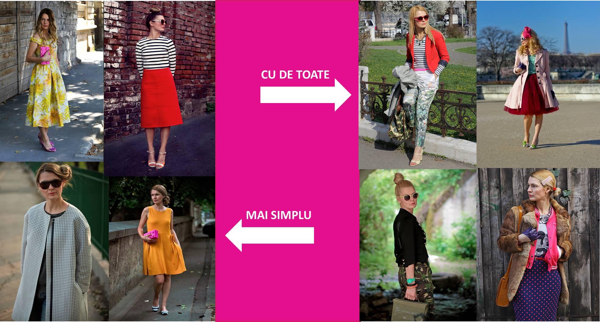 tinute fashion blogger